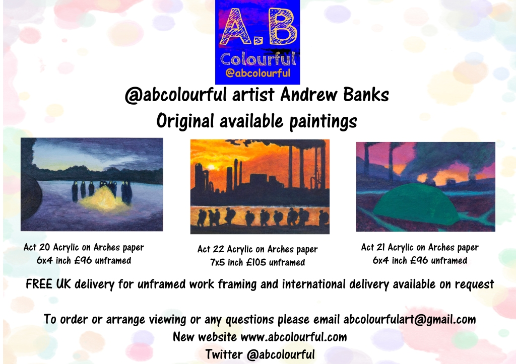 @abcolourful available #artwork #original #paintings